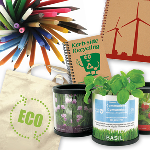 Recycled & Eco Products